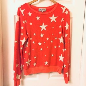 Wildfox | Starshine  Sweatshirt | Extra Small